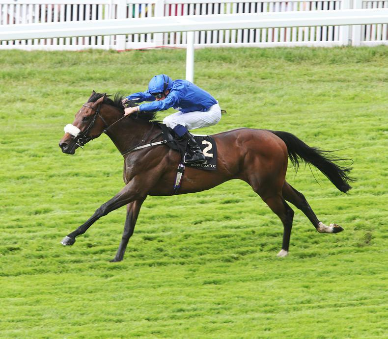 Richard Fahey on cloud nine as Ribchester cuts loose in Lockinge at Newbury