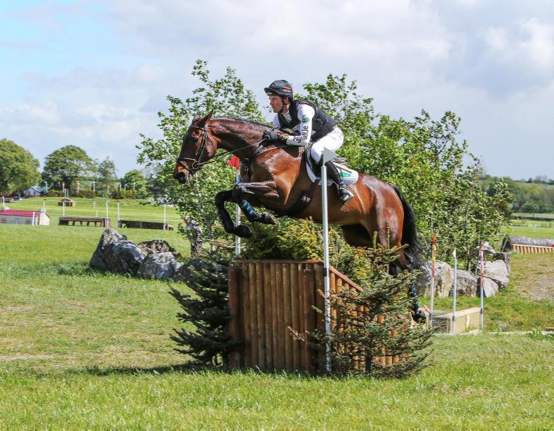 EVENTING: Murphy guides Gorsehill Pearl to first CNC3*