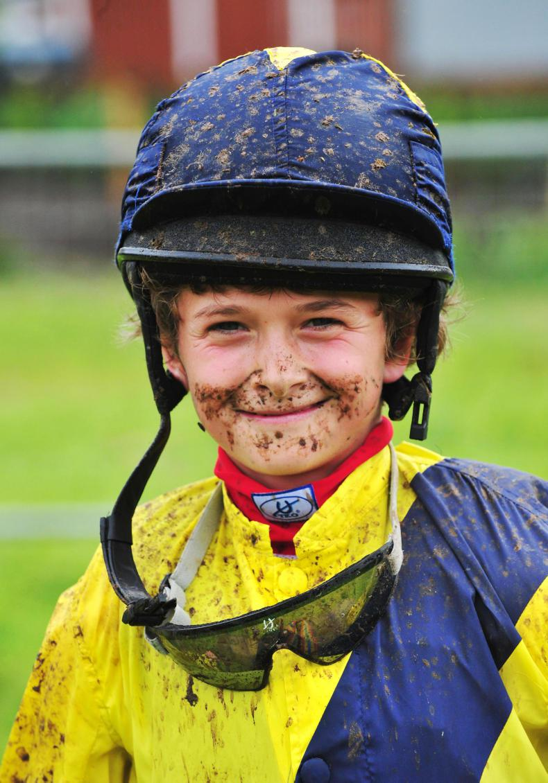 HORSE AND PONY RACING: Doubles for Taaffe and Sheehy