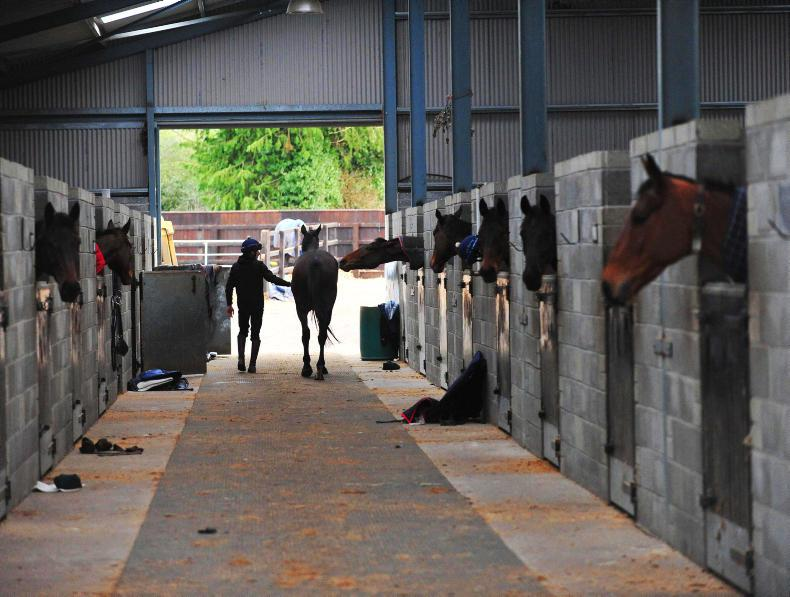 Rates setback for trainers