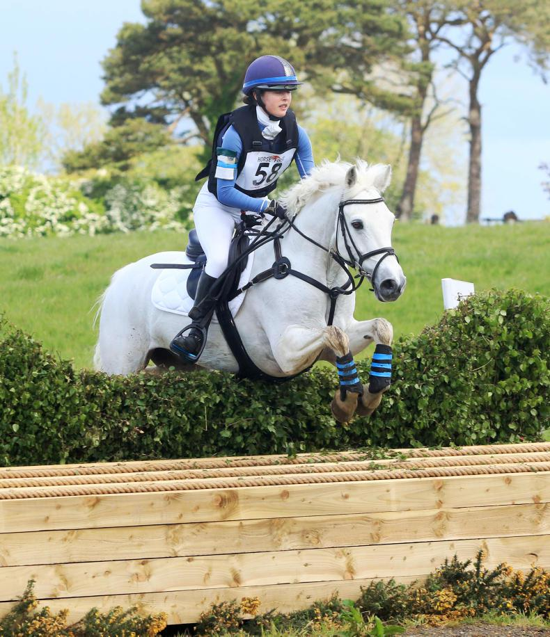 EVENTING: Riley in form for Tattersalls test