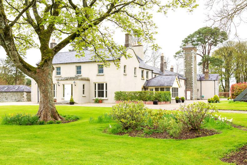 PROPERTY: Magnificent country homes on the market