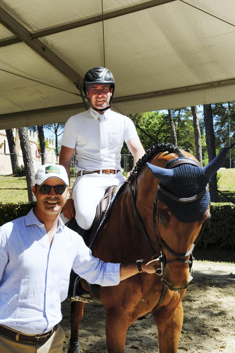 INTERNATIONAL: McAuley fourth in Roman Grand Prix