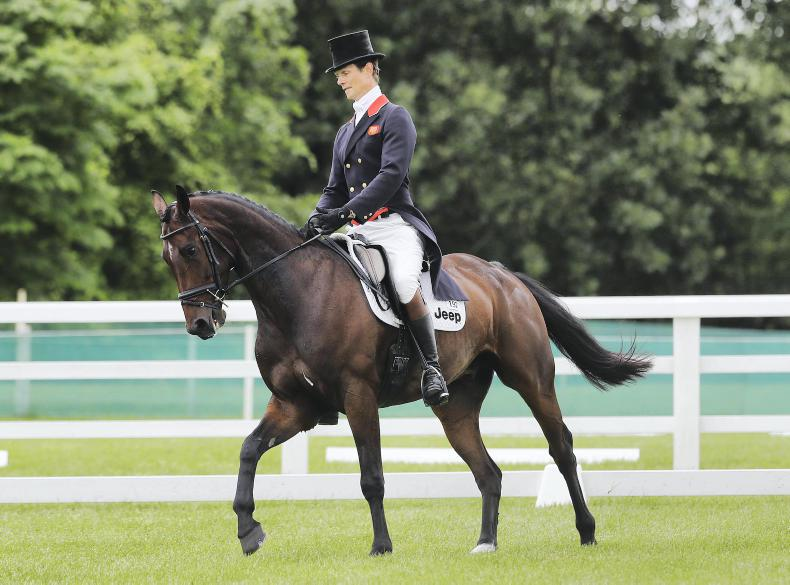 EVENTING: Dixon leads Townend at day one of Tatts 2017