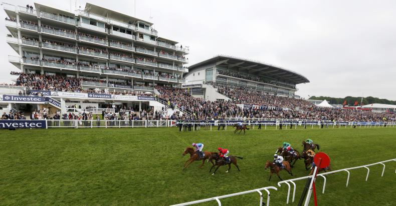BHA rules against allowing Gina Mangan to ride outsider Diore Lia in the Derby