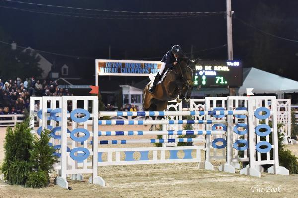 O'Shea and Primo de Revel win $100,000 Grand Prix