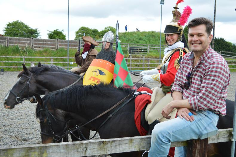 NEWS:  Costume call for horse welfare