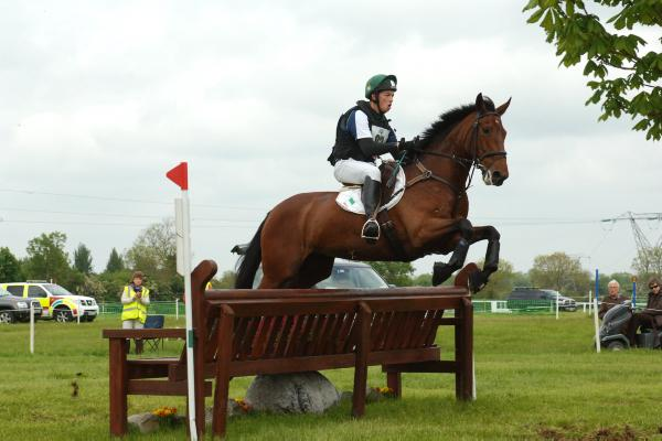 Cassells highest-placed Irish rider in CCI*