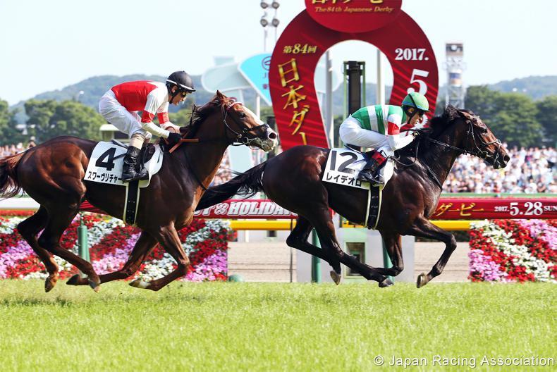 Rey De Oro reigns supreme in Japan