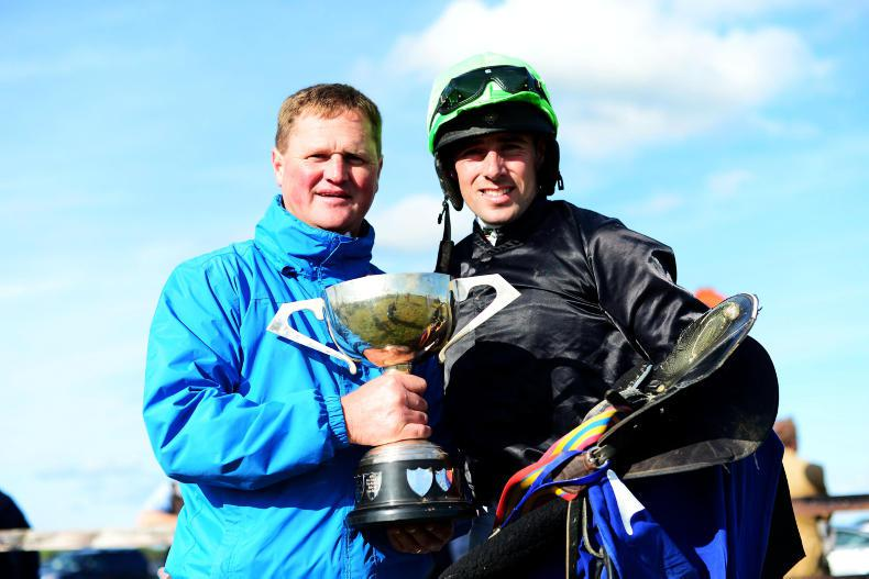 WATCH: Barry O'Neill wins The Irish Field PTP Riders Championship