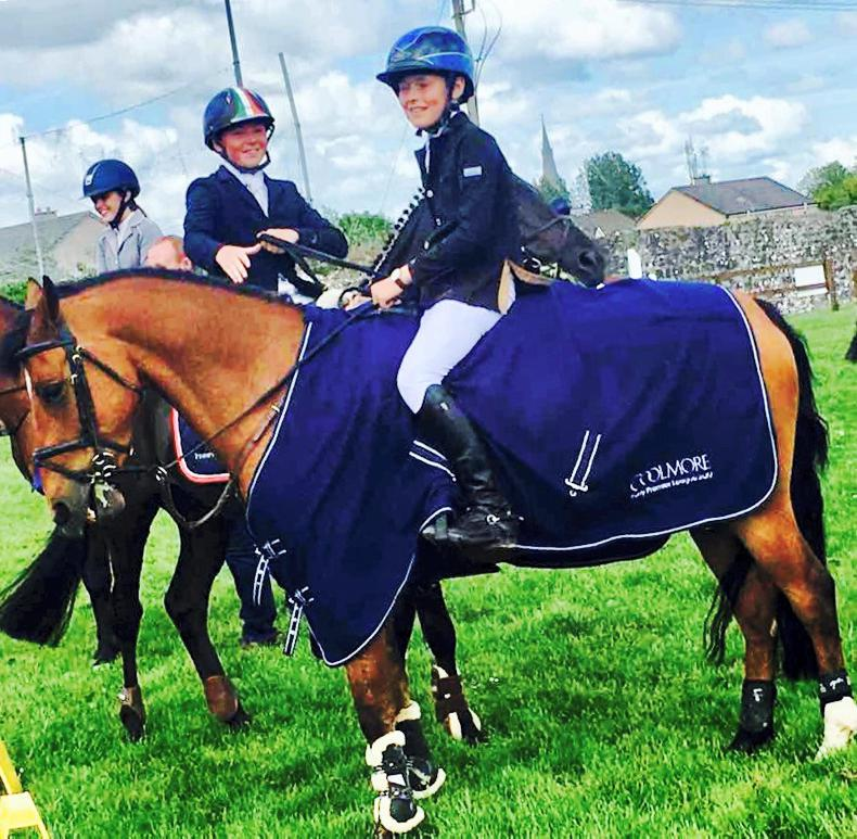 AROUND THE COUNTRY:  Top Pony action at Ennis