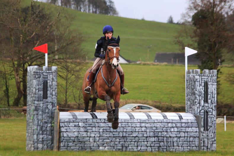 EVENTING: Power and Kirby have it cracked