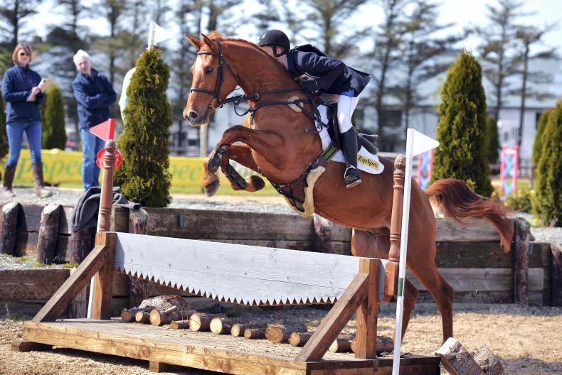 EVENTING: Duffy bags two qualifying slots