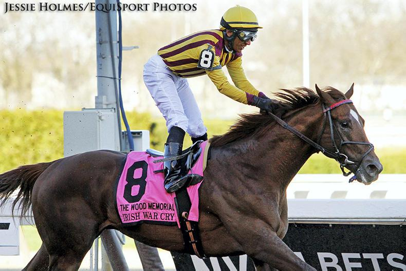 AMERICAN PREVIEW: Irish War Cry to roar back to form