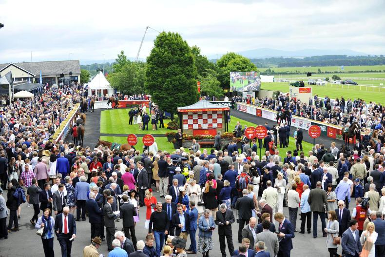 Irish Derby close to sell-out
