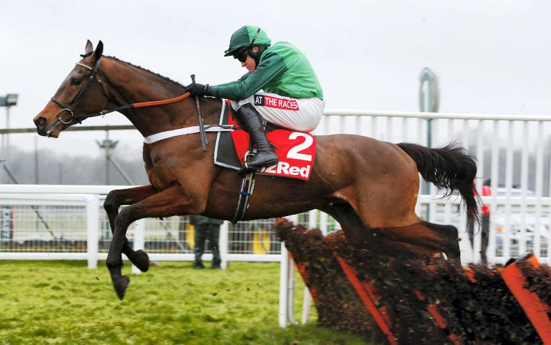 L'Ami Serge powers to French Champion Hurdle glory for Nicky Henderson