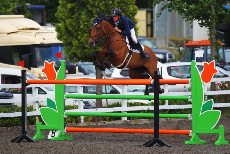 AROUND THE COUNTRY:  Top marks for Jack Ryan at Coilog