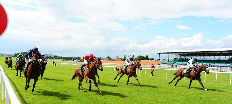 CURRAGH SUNDAY: Penny Pepper signs off in style