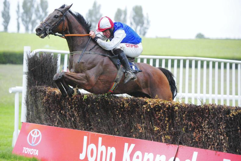 CLONMEL FRIDAY: Sea Lights up Russell's treble