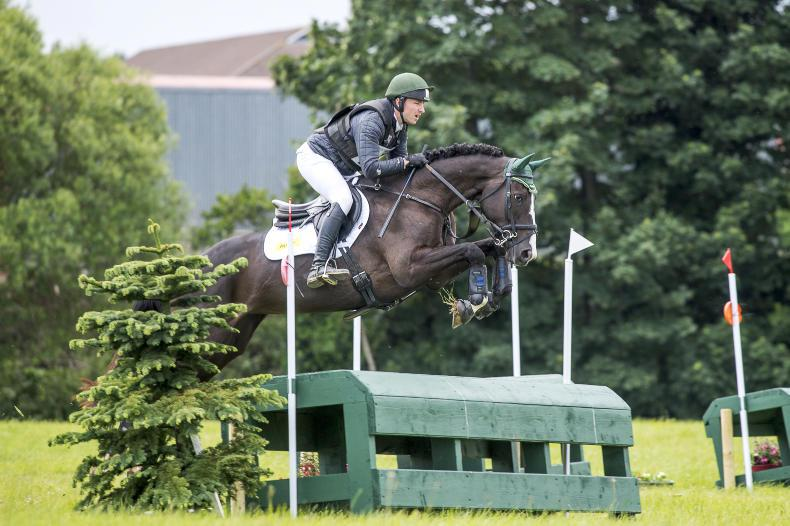 EVENTING:  Hancock lands a one-two in the CNCJ*