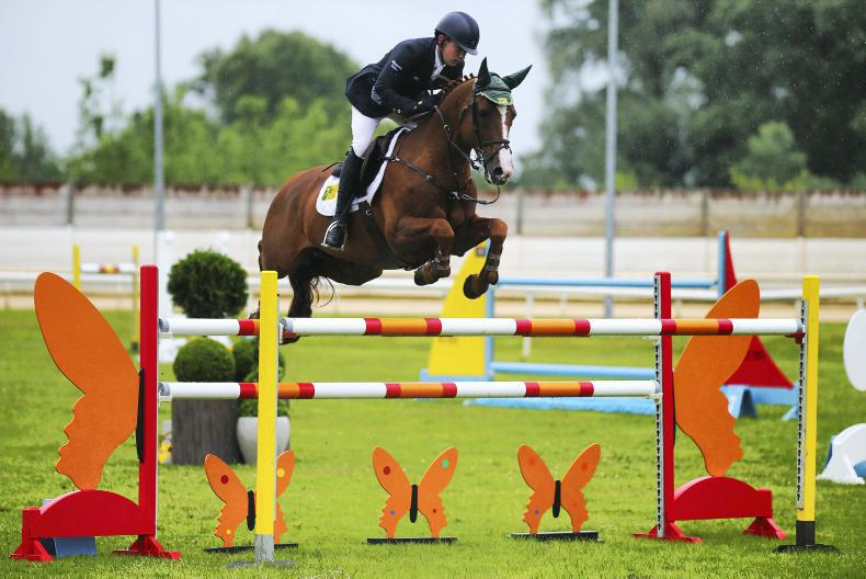 AROUND THE COUNTRY:  Grand Prix honours for Darragh Ryan
