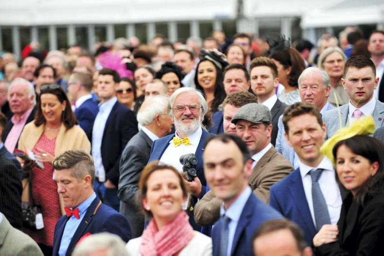 Punchestown starts phase two of major redevelopment