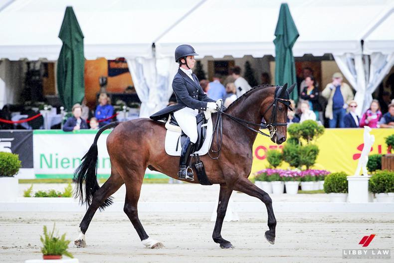 Triple Olympian Bettina Hoy has designs on Luhmuhlen crown