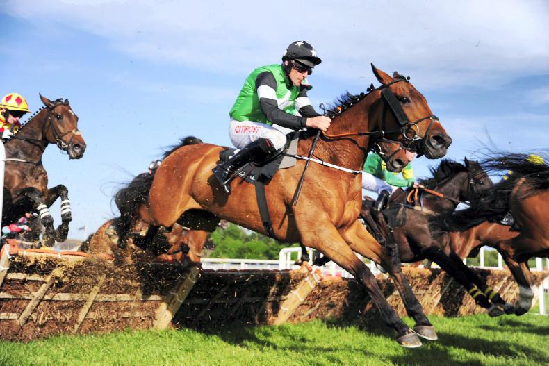 Arbor Des Champs off the mark with ease at Downpatrick