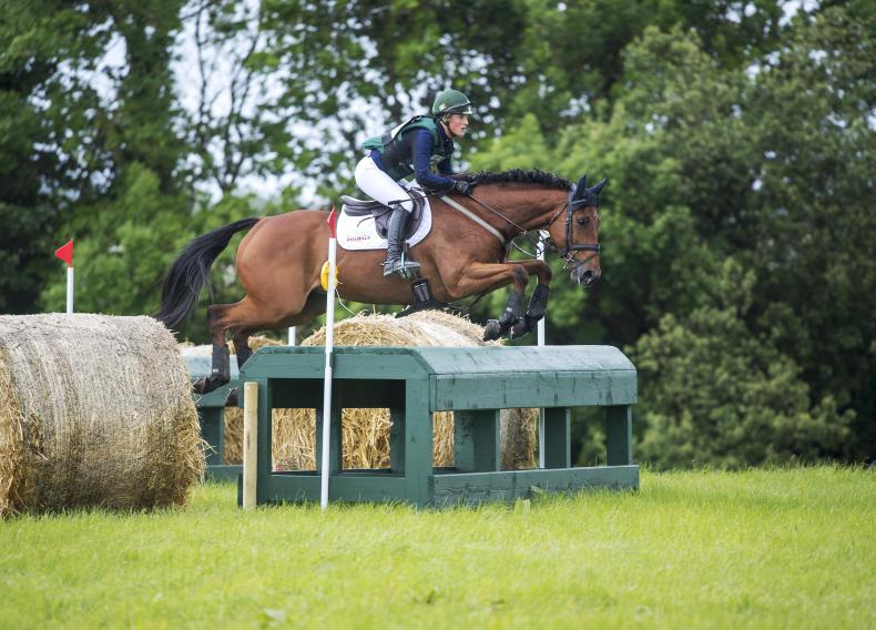 EVENTING: Goldman strikes it rich for Speirs