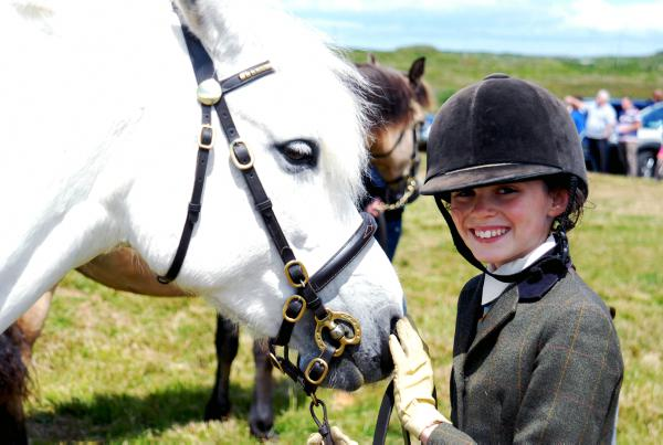 Quality stock on display at the Claddaghduff 25th annual pony show