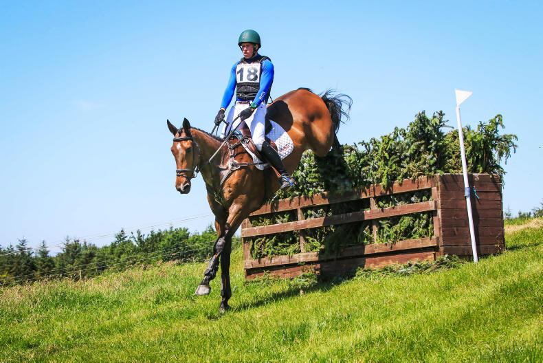 EVENTING:  Over 200 riders flock to Annaharvey