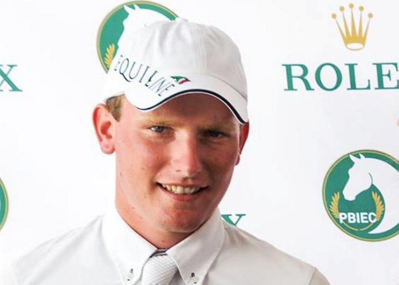 INTERNATIONAL: Moore best of Irish