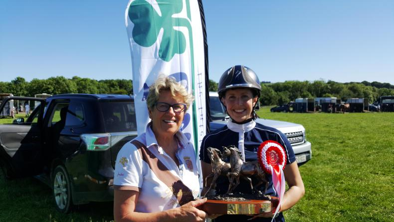 AROUND THE COUNTRY:  Grantstown Merlin delivers for Moran