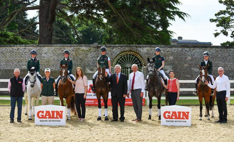 NEWS:  Gain continues vital team sponsorship