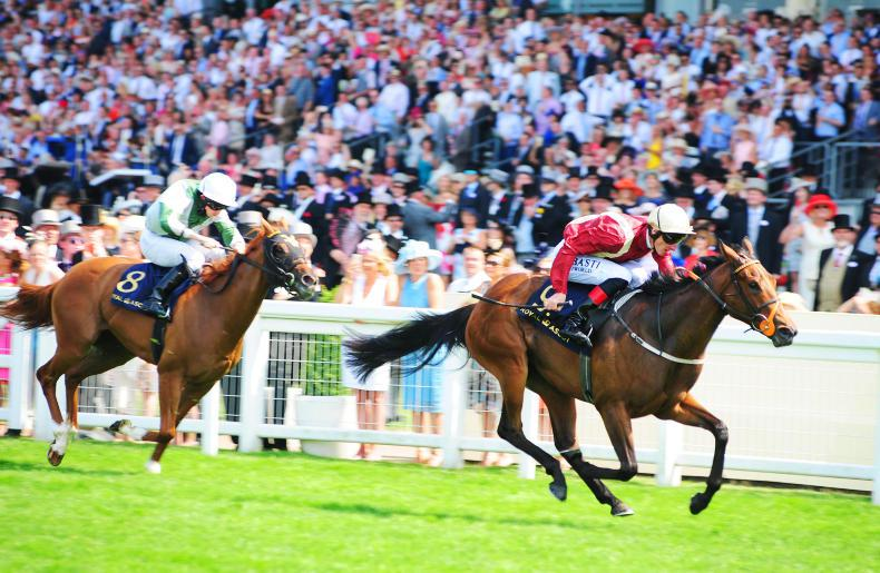 Heartache so impressive in Queen Mary Stakes