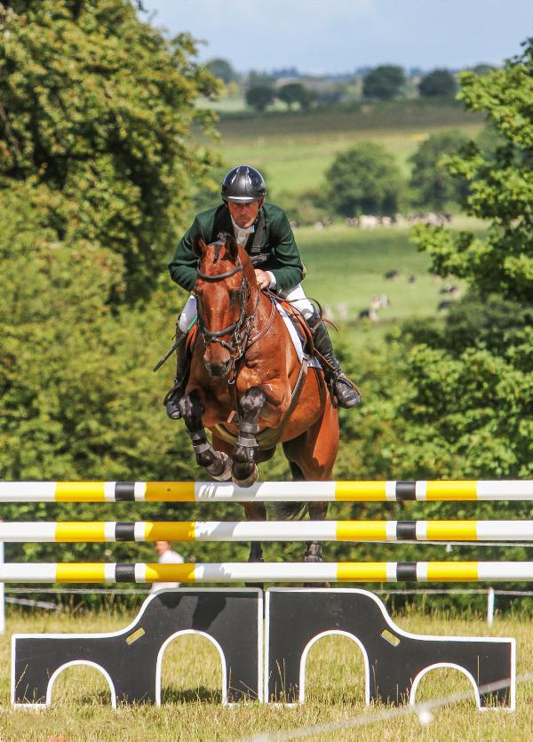 Ballindenisk one-two for Murphy