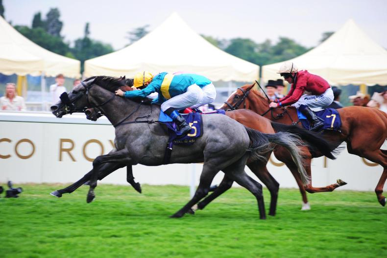 Coronet crowned Ribblesdale queen at Royal Ascot