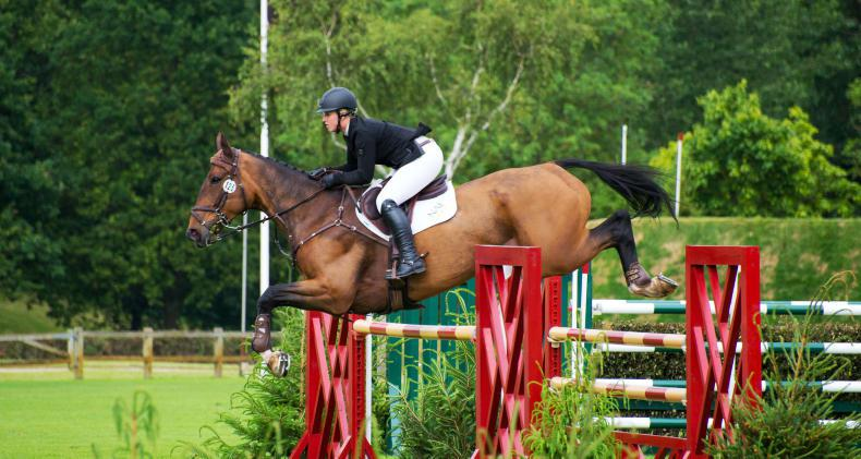 SHOW JUMPING: Smith pips Twomey to Hickstead win