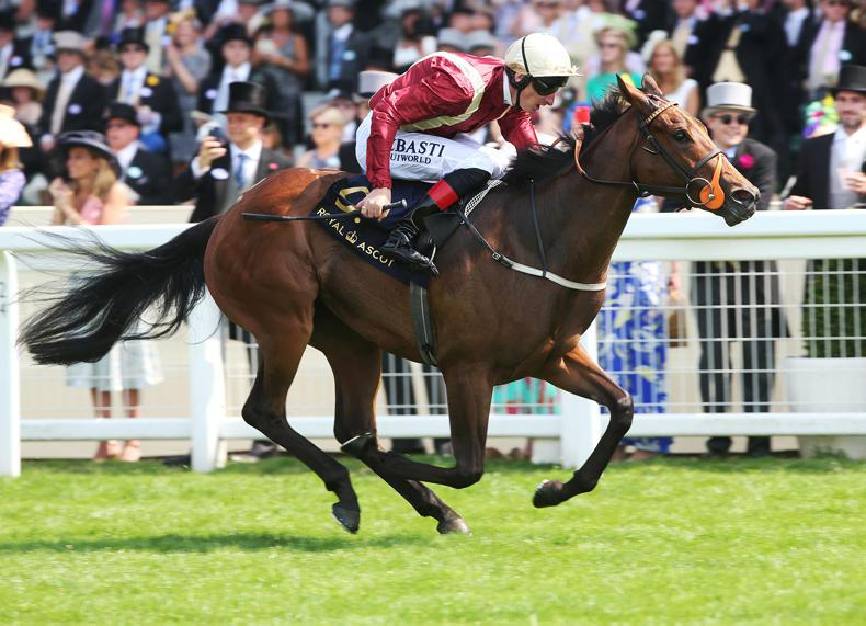 ROYAL ASCOT WEDNESDAY: No Heartache for Clive Cox