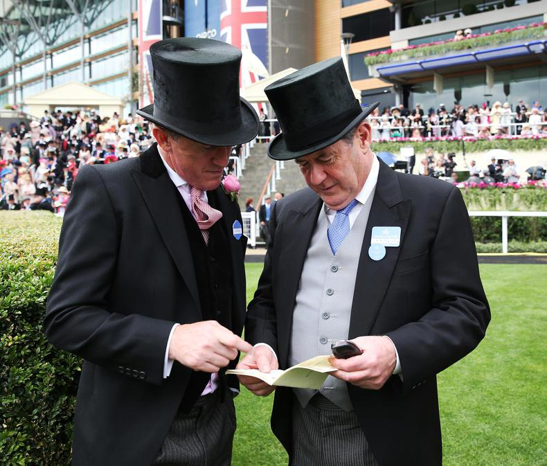 ROYAL ASCOT:  All the fun of the week