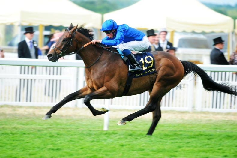 ROYAL ASCOT: Finding his Rhythm a year on