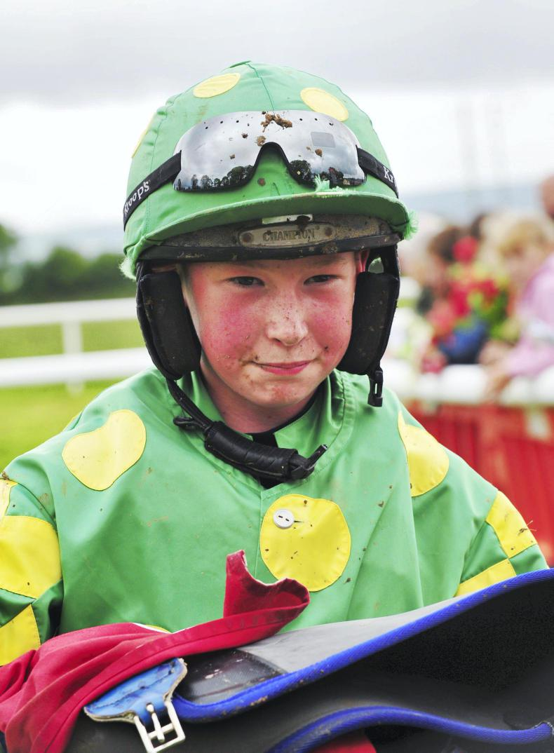 PONY RACING: Doubles for Sugrue, Ewing and Conlon