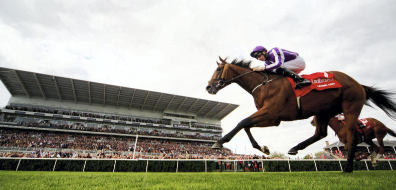 William Hill new sponsor of the St Leger