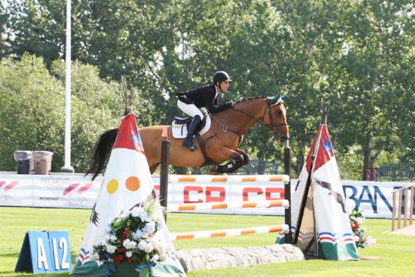 Kenny and Babington win in Calgary
