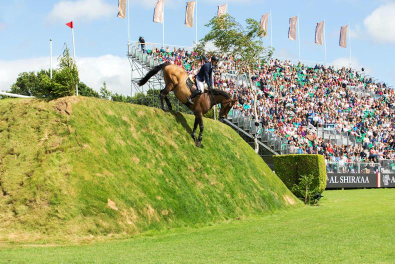 INTERNATIONAL: Irish Sport Horses dominate in Hickstead