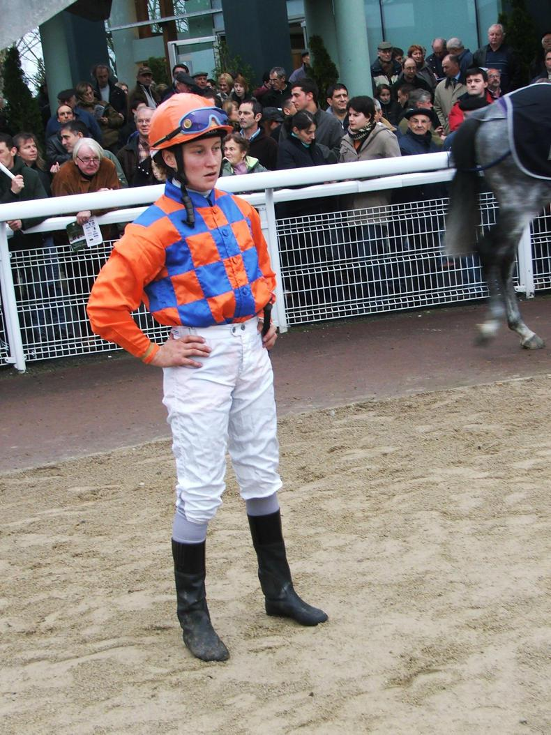 FRANCE: Allowances provide big increase in rides for female jockeys