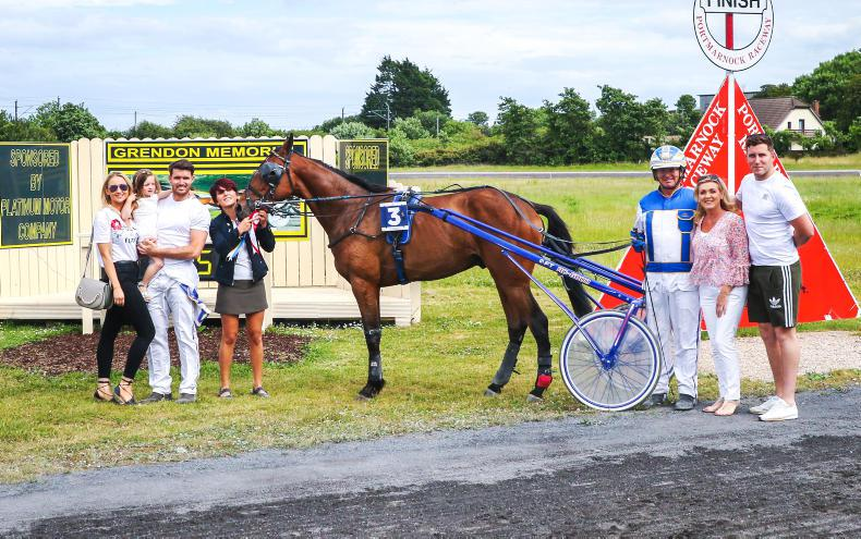 HARNESS RACING: Richardson rolls on with treble