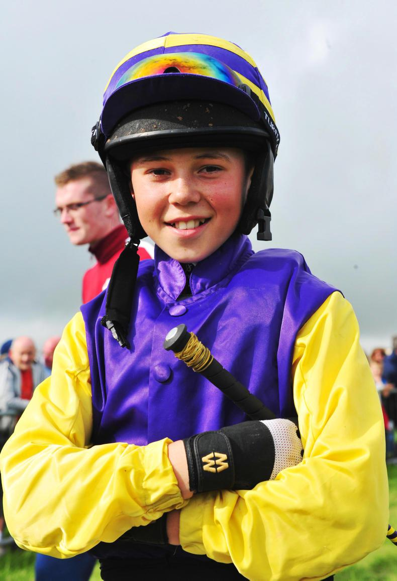 HORSE AND PONY RACING: Browne-McMonagle the riding star