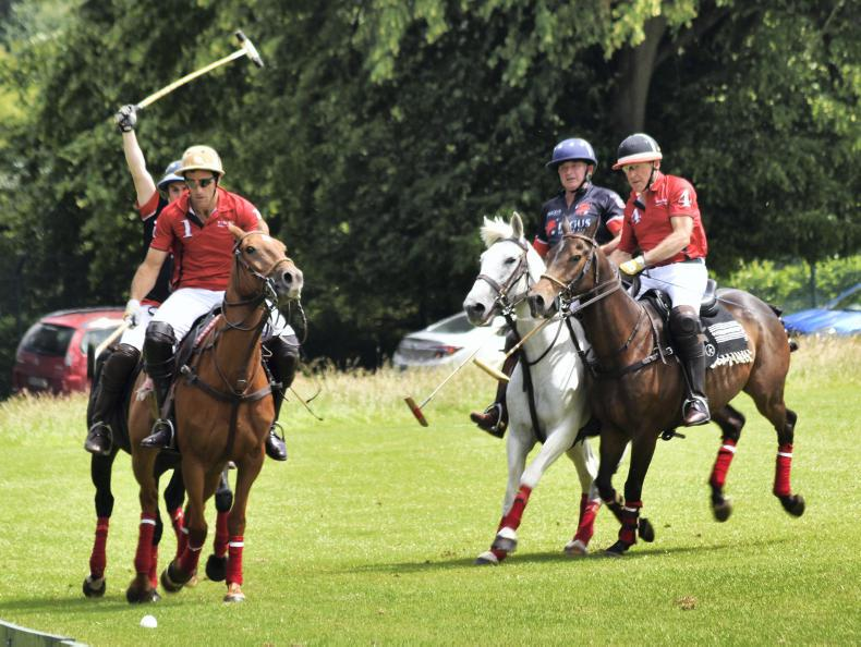 AROUND THE COUNTRY: Tyrone lead polo championship