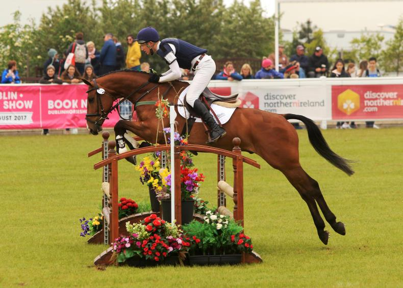 EVENTING: Tullylish sets a new watermark